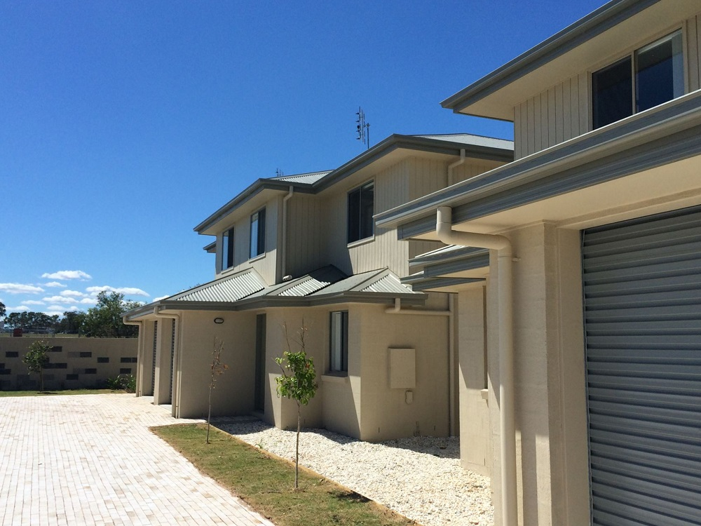 4 Spacious Townhouses in Warwick, St George Springs by MKM Group Michael Kljaic