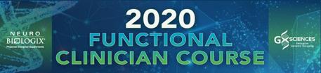 2020 FUNCTIONAL CLINICIANS COURSE