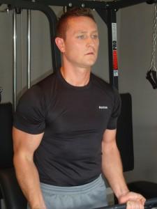 Personal Trainer, Matt Blades