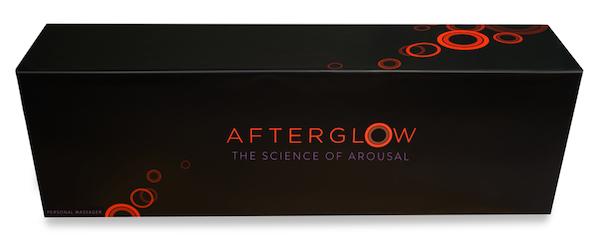 AfterGlow vibrator box