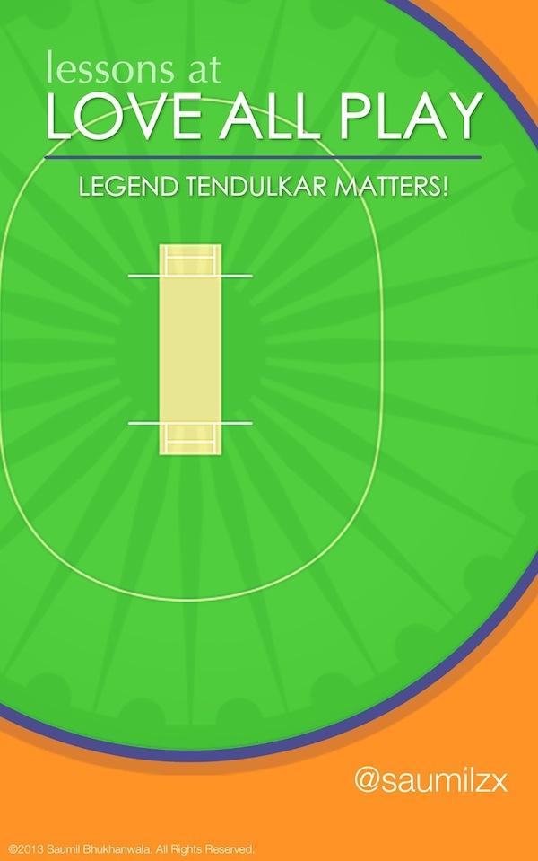 The Tendulkar ebook which matters