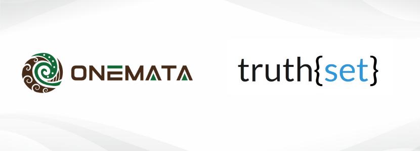 Truthset and Onemata Partnership