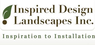 Inspired Design Landscapes logo
