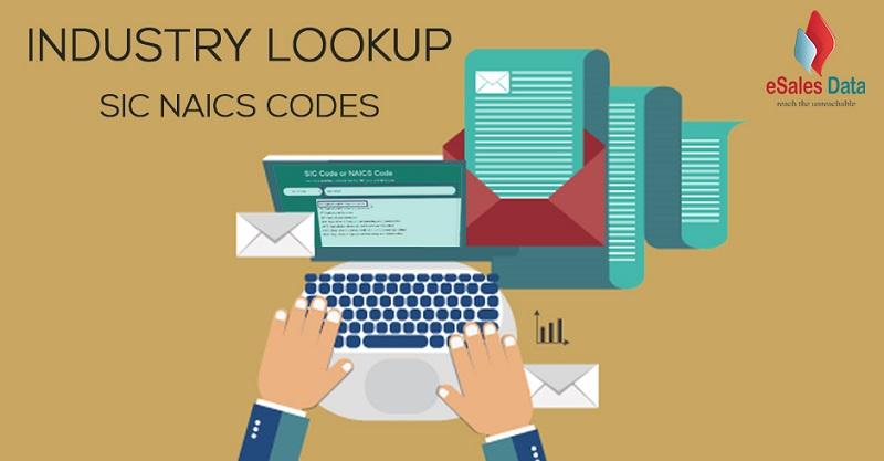 sic naics codes industry lookup