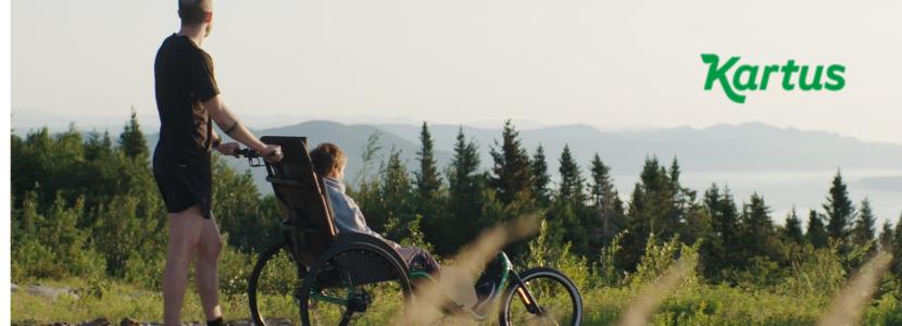kartus wheelchair, partnership