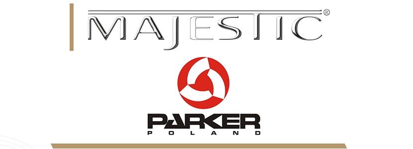 Majestic Electronics 12 Volt LED TV exports to Poland via Parker Poland