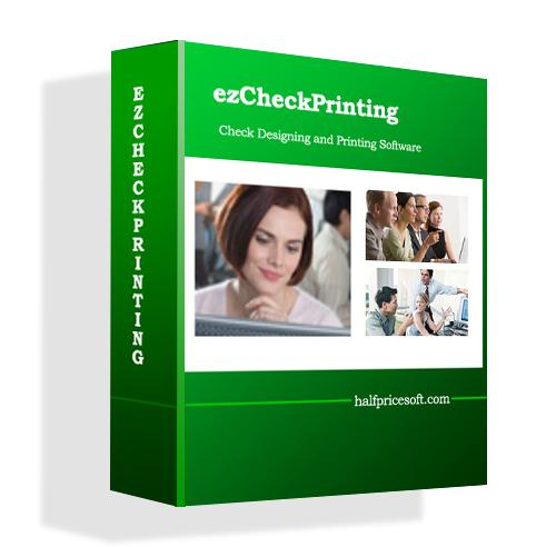 ezCheckPrinting software