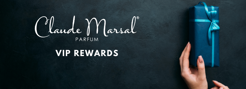 Claude Marsal Parfums VIP Rewards Program