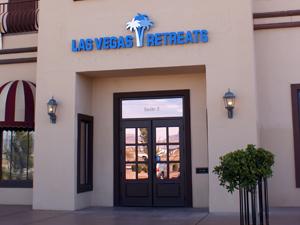 Las Vegas Retreats