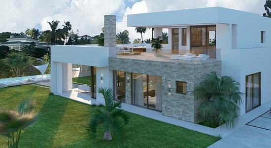 Boutique Homes Villas in the Costa del Sol