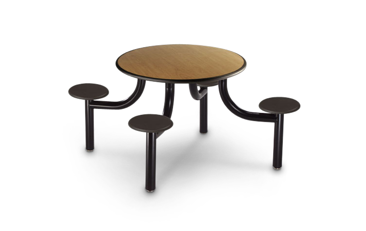 Belson Madera Cafeteria Table