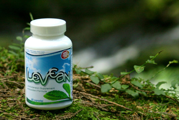 Lower blood pressure naturally with herbal cholesterol supplement Levean