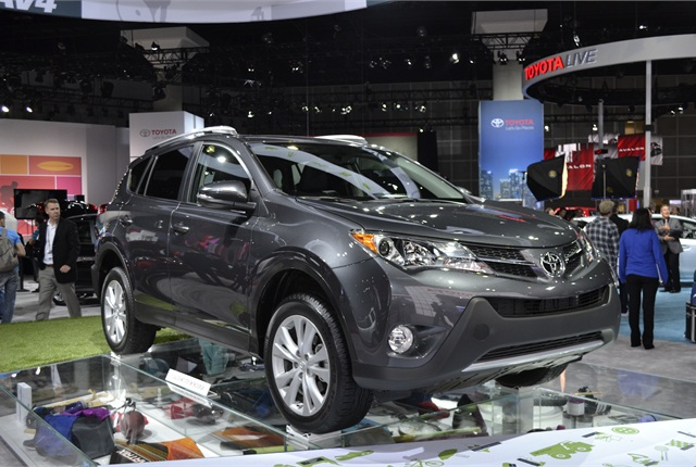 2013 Toyota Rav4 available at Hollywood Toyota of Florida