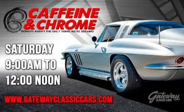 Gateway Classic Cars Caffeine and Chrome
