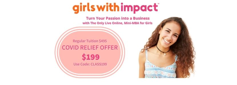 Girls With Impact Online Classes