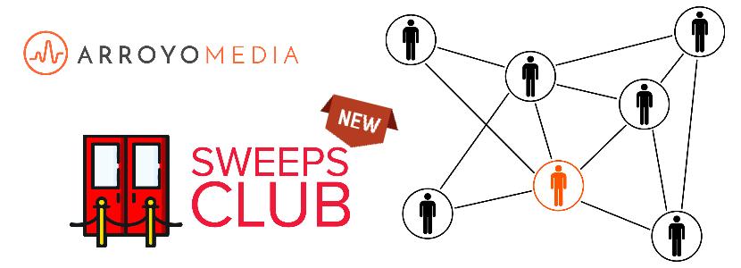 Arroyo Launches SweepsClub