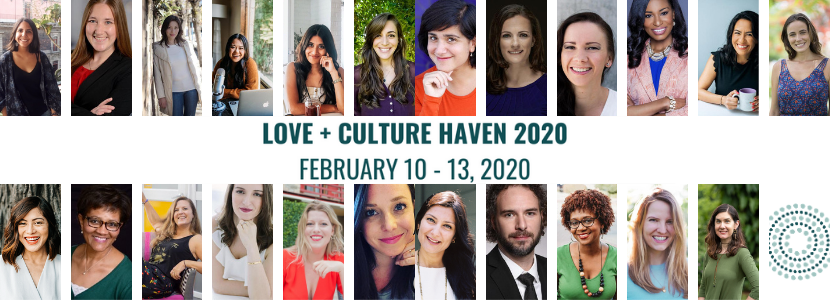 Love + Culture Haven 2020 intercultural marriage