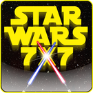 Star Wars Podcast - Star Wars 7x7 Logo
