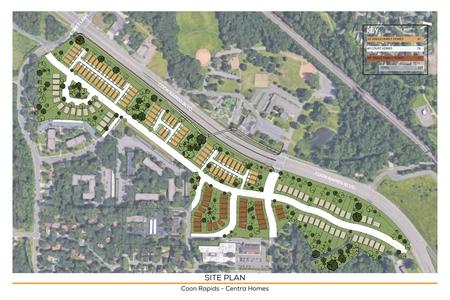 Coon Rapids Riverwalk preliminary design