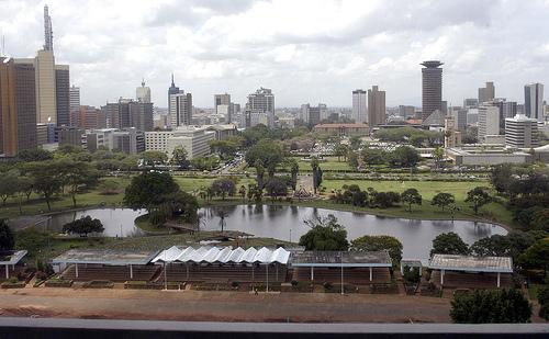 nairobi city center