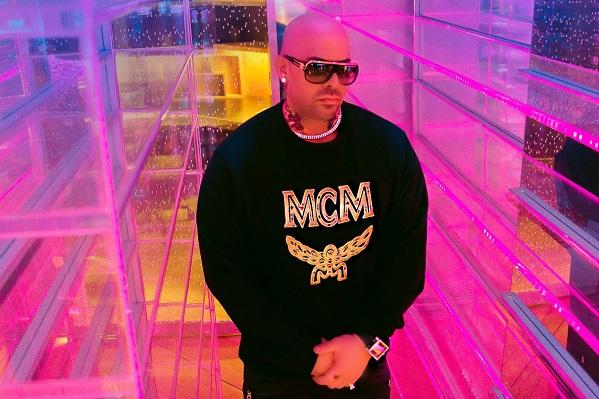 Grammy-award winning music producer Mally Mall