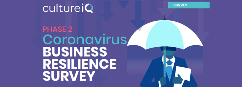 CultureIQ Coronavirus Business Resilience Survey-Phase 2