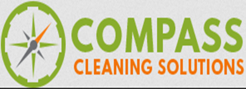 Compass Cleaning Solutions Logo