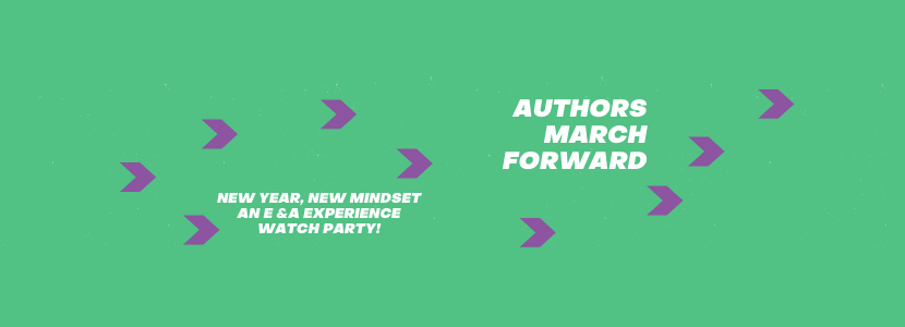 Author March Forward event image