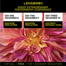 Lensbaby conference
