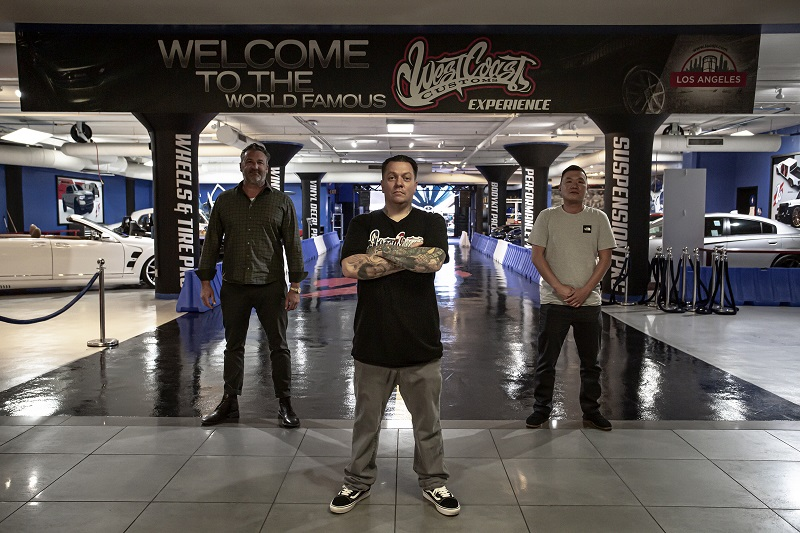 West Coast Customs Experience at Los Angeles Chrysler Dodge Jeep and Ram dealership