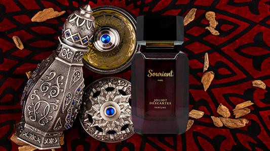Souriant by Joliot Descartes Parfums