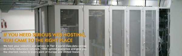 Host Color Europe's Data Center