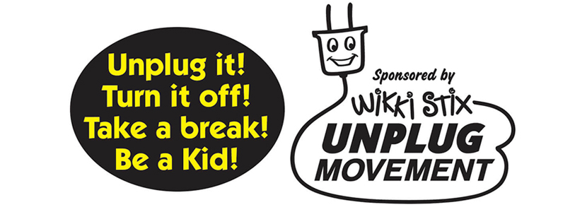 Unplugged Play Day sponsored by Wikki Stix