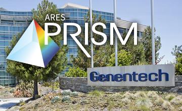 Genentech-ARES-PRISM-Biotech-Software