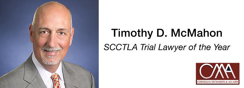 San Jose Personal Injury Attorney Timothy McMahon