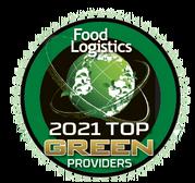 Food Logistics' Top Green Provider 2021