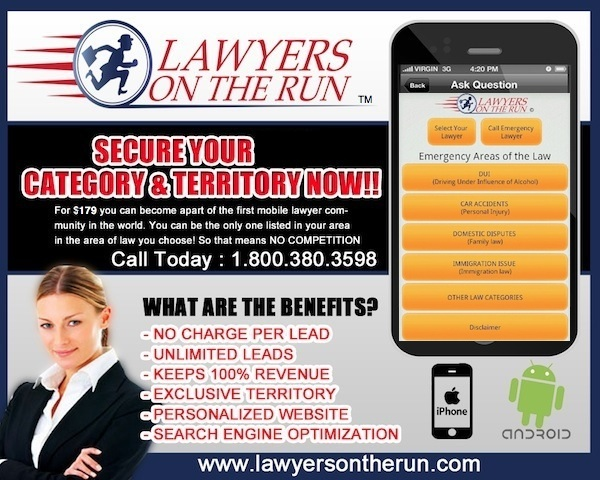 Personal Injury lawyers and chiropractors needed