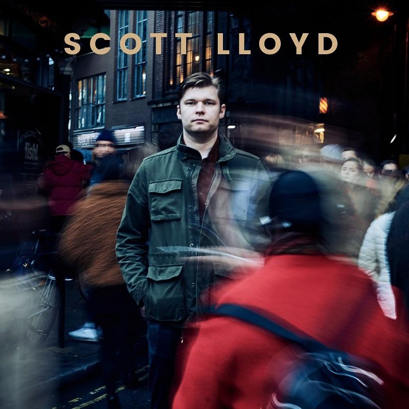 Scott Lloyd's debut self-titled album