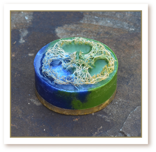Mother Earth Handcrafted Hemp and Glycerin Soap from The Lost Arts