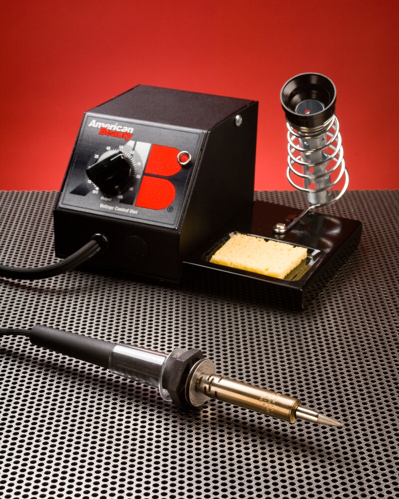 Industrial soldering stations made in USA