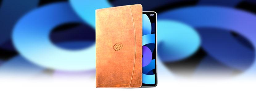 MacCase Premium Leather iPad Air 10.9 4th Generation Case