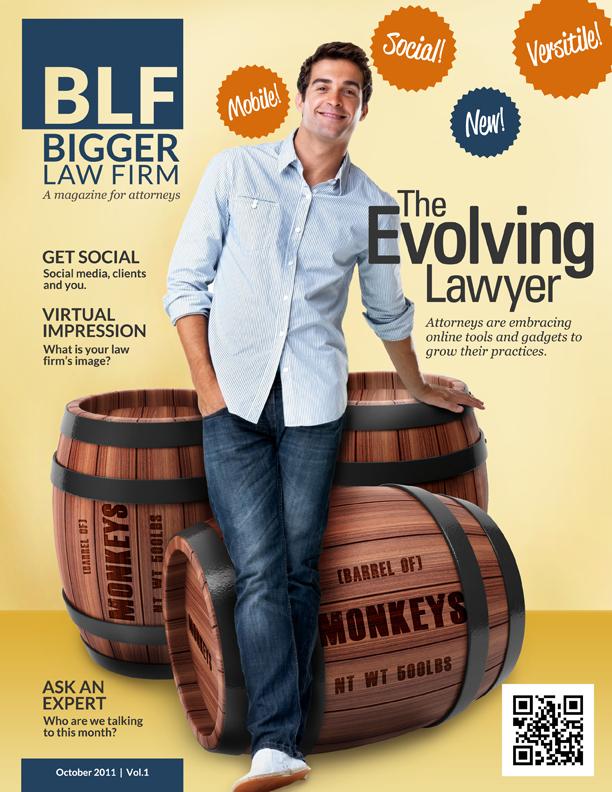 Bigger Law Firm Magazine