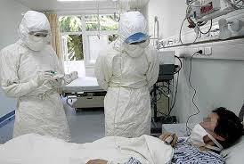 Picture of Hospital room which has taken precautions for MERS