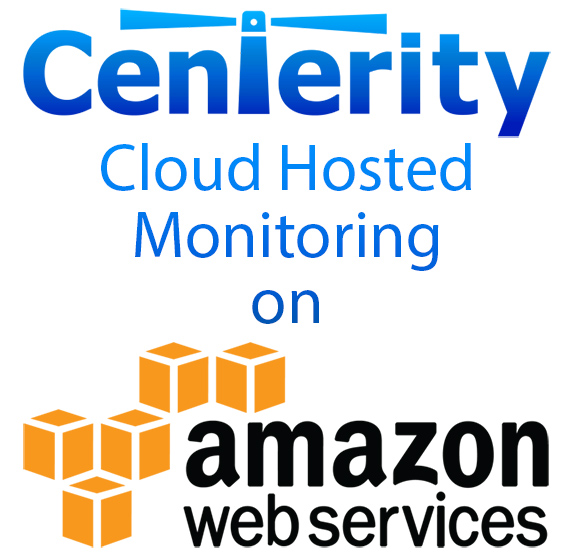Centerity Cloud Hosted on Amazon Web Services
