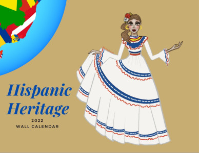 Hispanic Heritage Calendar