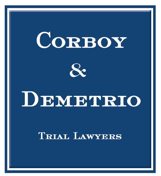 Corboy & Demetrio Chicago Personal Injury Lawyers