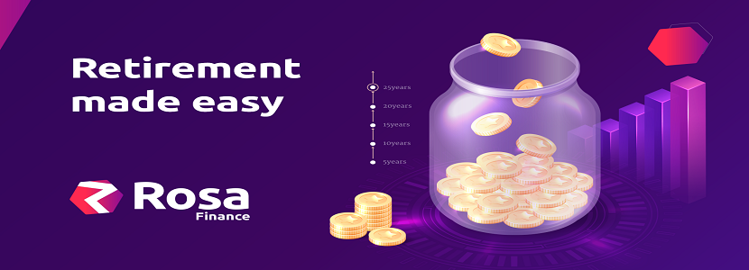 ROSA Finance - First Decentralized Pension Fund