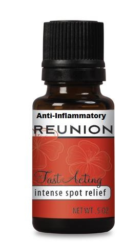 Reunion AI for superior pain and anti-inflammation ability.