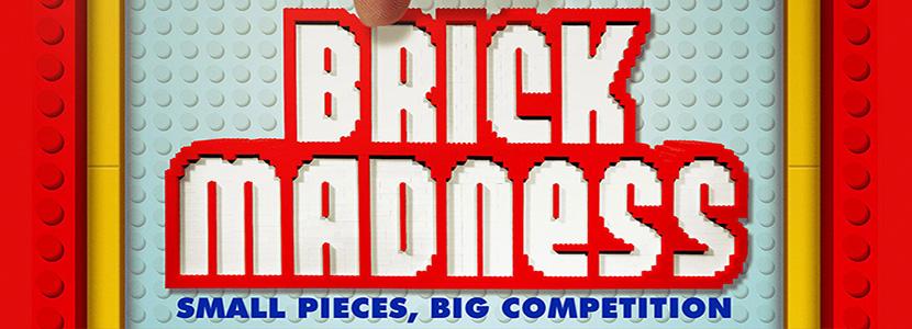 Brick MADNESS Poster banner LEGO Movie Mockumentary
