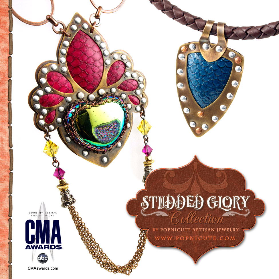 Studded Glory Collection for CMA Awards